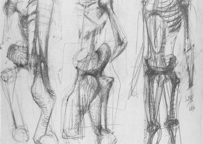 Karl-Henning Seemann: Deformationsstudien