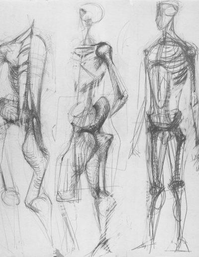 Akt-, Skelett- und Deformationsstudien