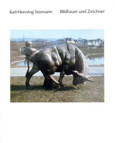 Karl-Henning Seemann: Bildhauer und Zeichner 1984