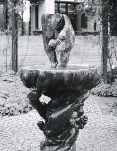 Lebensbrunnen, Denkstätte Kiel