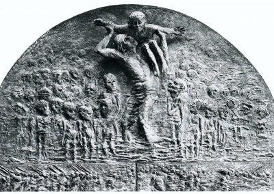 Karl-Henning Seemann: Tympanon St. Georgen