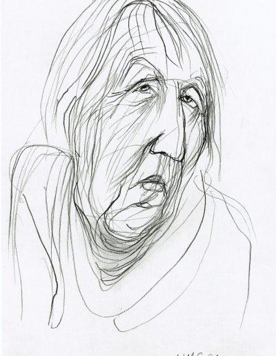Porträt R. Z. (III)