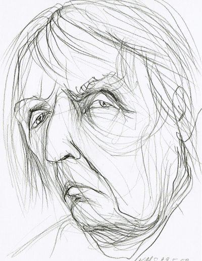 Porträt R. Z. (II)
