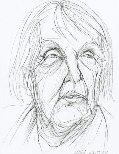 Porträt R. Z. (I)