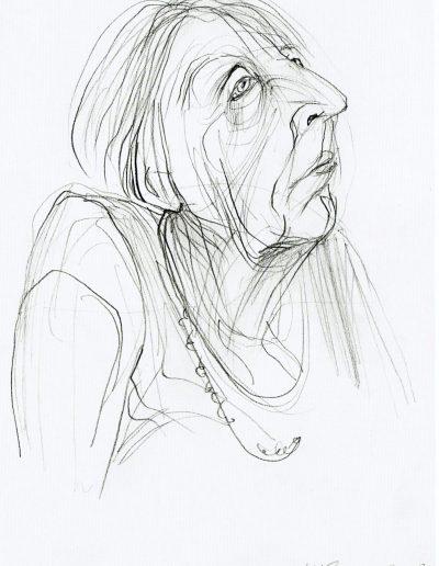 Porträt R. Z. (IV)
