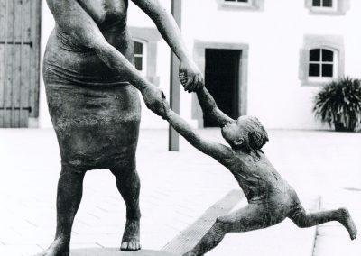 Mutter und Kind, Bondorf (I)