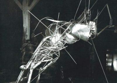 Arbeit am Vierdimensionalen Pegasus