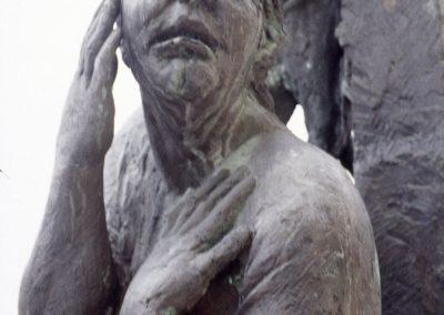 Aachen, St. Petrus: Kreuzigungsgruppe