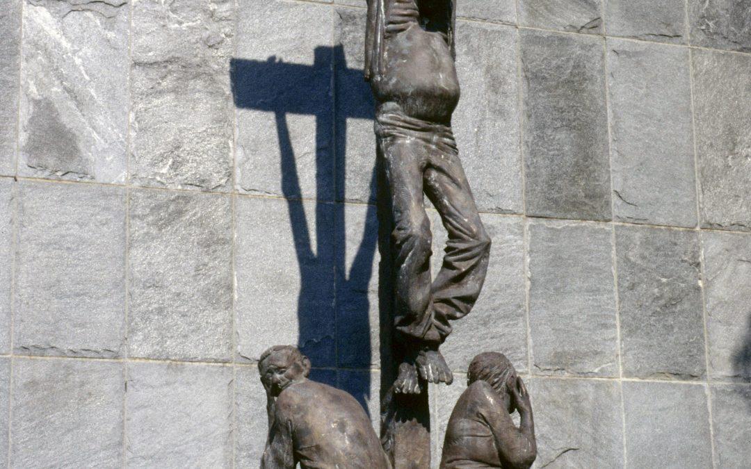 Aachen: Kreuzigungsgruppe
