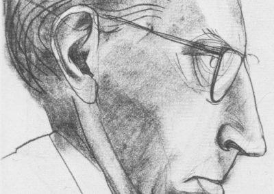 Zeichnung Gerd Jedermann
