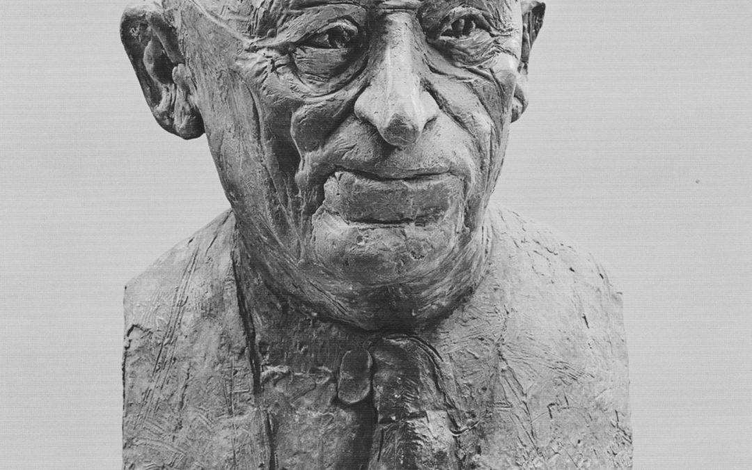 Porträt Otto Braun-Falco