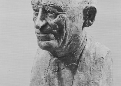 Seemann: Porträt Otto Braun-Falco
