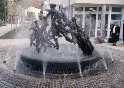 Seemann: Lebensbrunnen Weinsberg