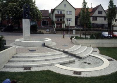 Kirchhausen: Nepomukbrunnen