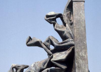 Kirchhausen: Nepomuk (Detail)
