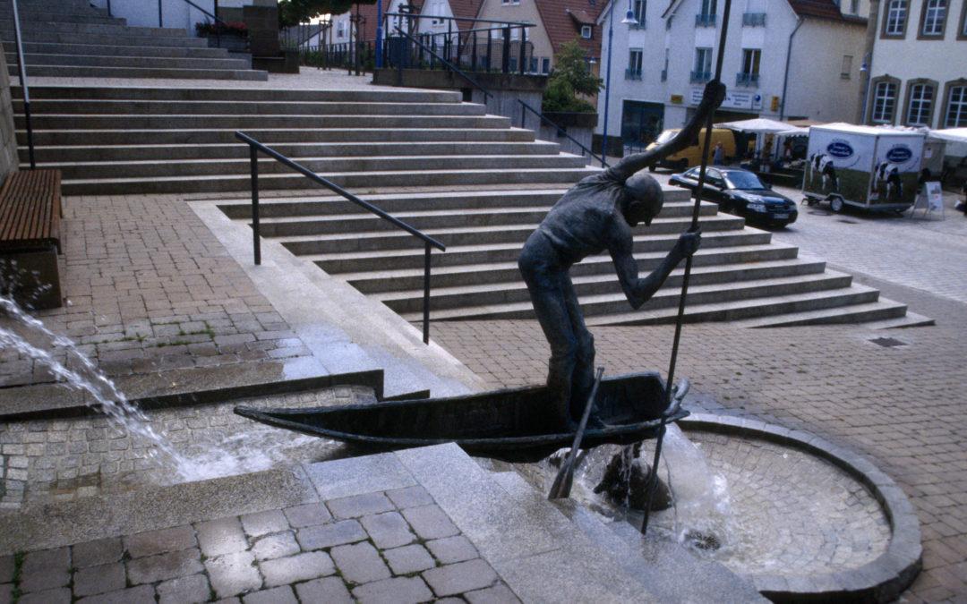 Nordheim: Glockenstupferbrunnen