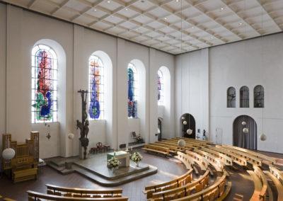 Karl-Henning Seemann: Kreuzigungsgruppe, Aachen