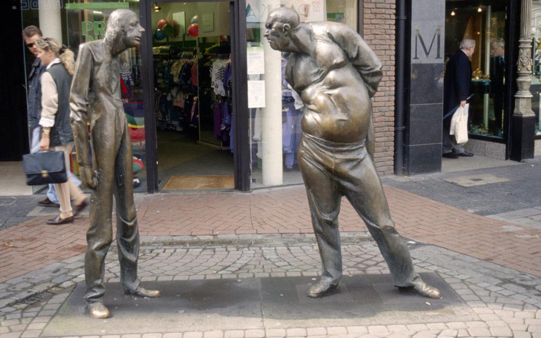 Düsseldorf: Auseinandersetzung