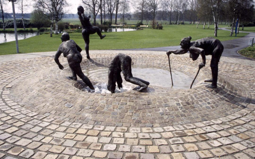 Bad Buchau: Gesundbrunnen