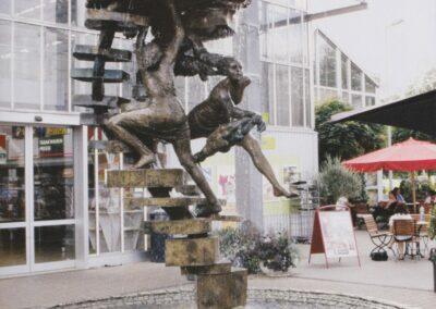 Karl-Henning Seemann: Pflanzenbrunnen