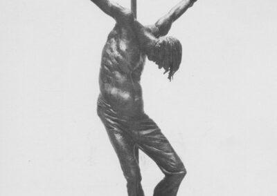 Karl-Henning Seemann: Kruzifix für Birkach