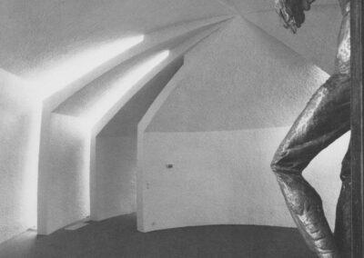 Karl-Henning Seemann: Andachtsraum Birkach